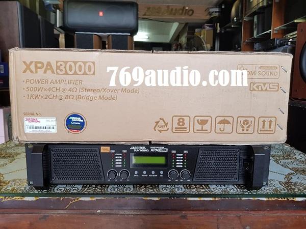 Main Jarguar XPA 3000