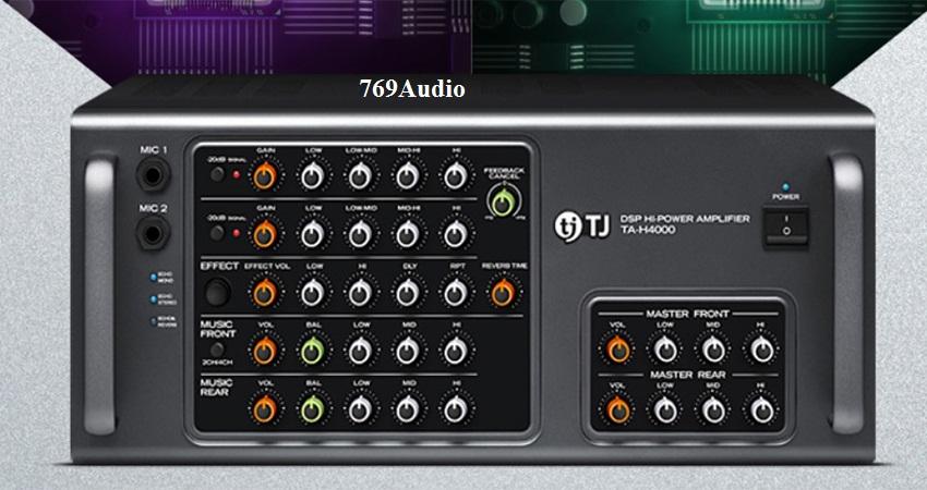 tj korea amplifier TA-H4000