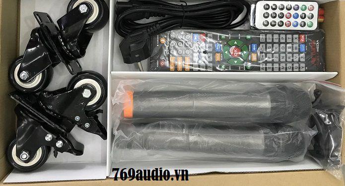 Loa temmeisheng GD1803 phụ kiện