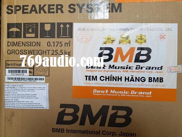 THÙNG BMB 450SE
