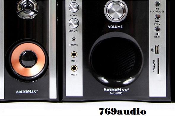 mặt duwois soundmax A8900
