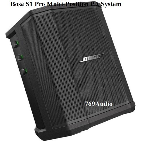 loa bose s1 pro multi position system