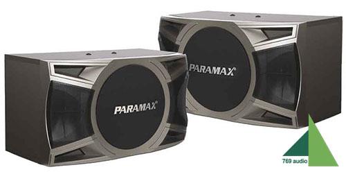 loa paramax d2000