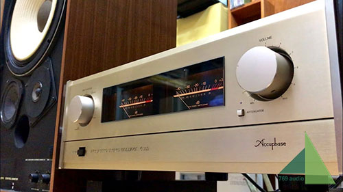 amply accuphase