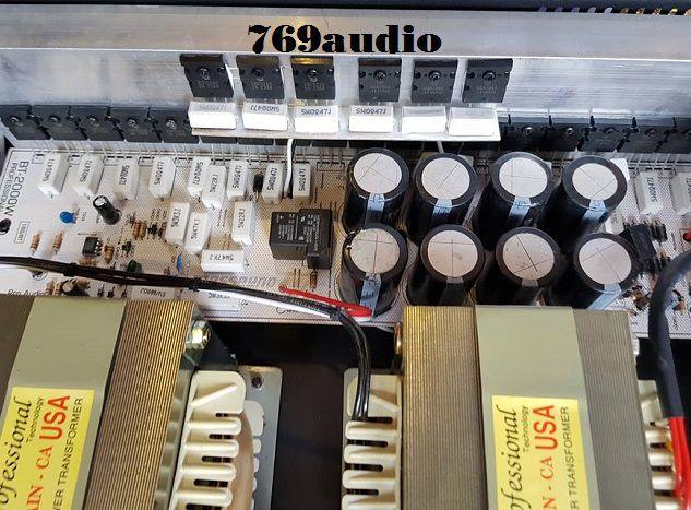 cục đẩy crest audio ca20