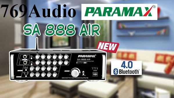 ampli paramax sa-888 air