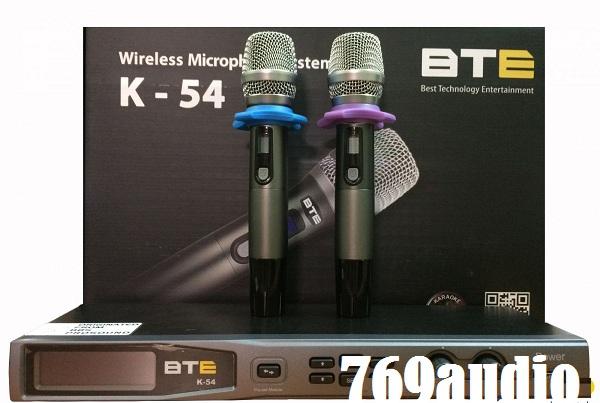 MICRO BTE K54