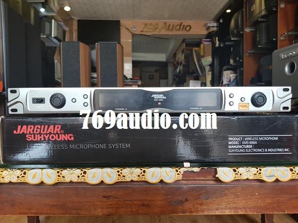 micro không dây Jarguar kms 888