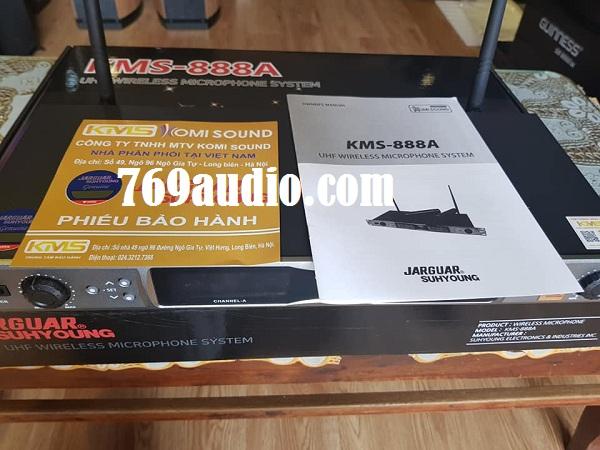 Micro Không Dây KMS 888A