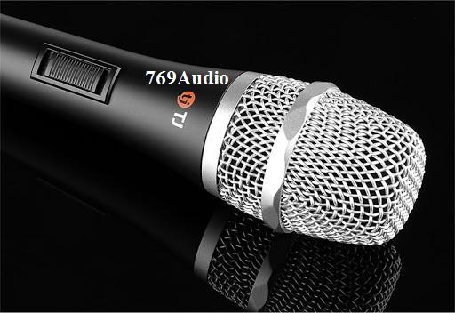 micro có dây tj tm-g20  chính hãng