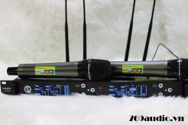 Micro Shure UR18D [loại 1]