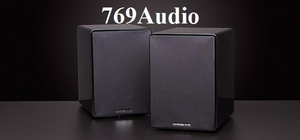 Cambridge audio minx 769audio