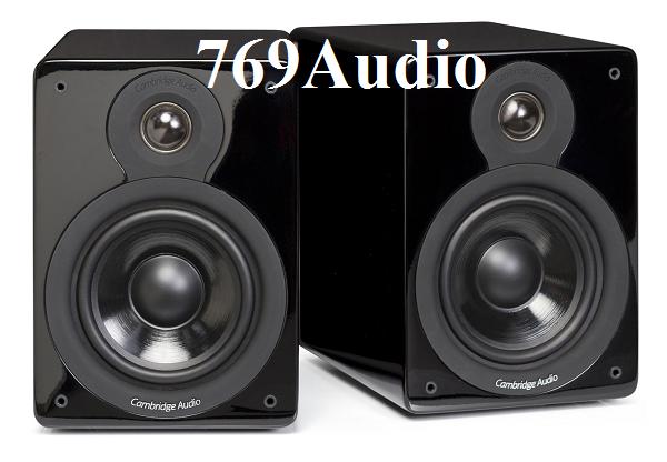 Cambridge minx 769Audio