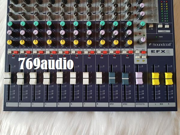 mixer soundcraft efx8 loại 1