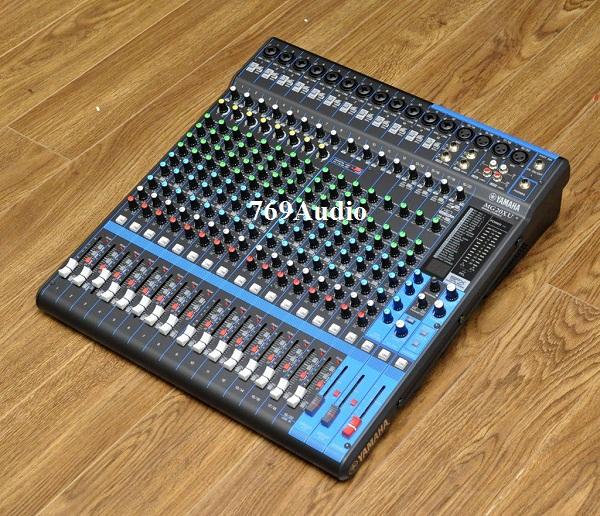 hình ảnh mixer yamaha mg-20xu