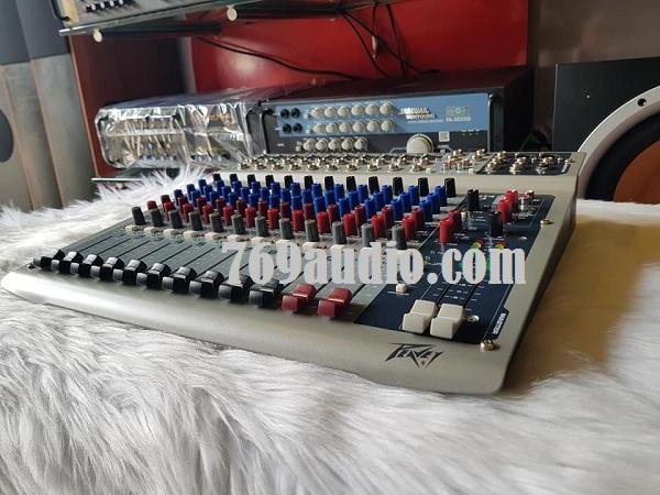 mixer sân khấu peavey pv14
