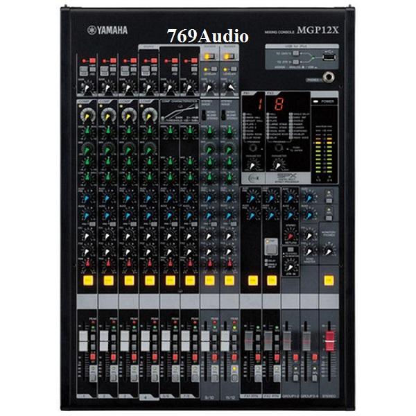 mixer mgp12x