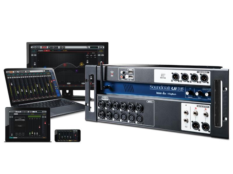 mixer soundcraft