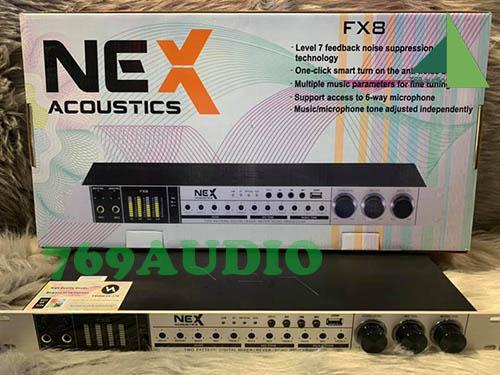 vang cơ NEX FX8 chính hãng