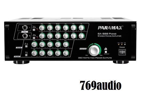paramax 888 piano