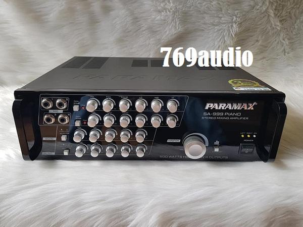 amply paramax 999 piano