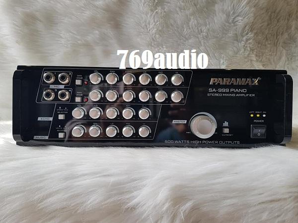 paramax 999