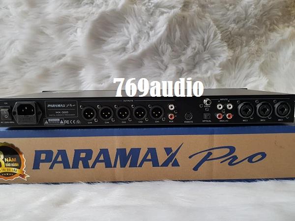 PARAMAX MX 320
