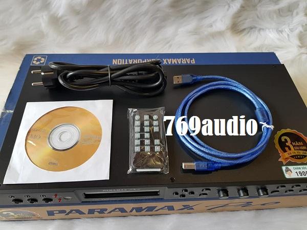 PHỤ KIỆN PARAMAX MX 320