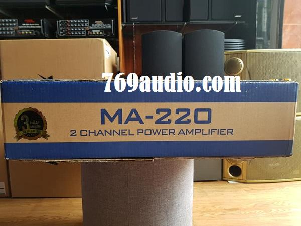 thùng paramax pro MA 220