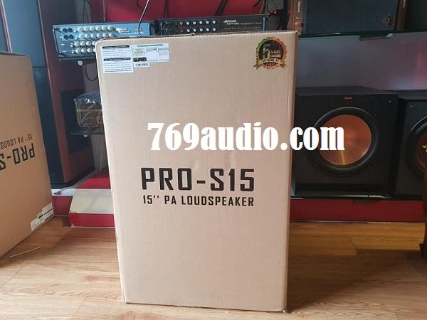 paramax pro S15