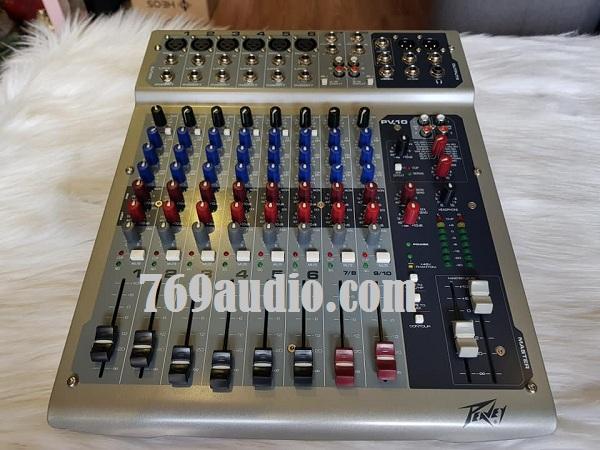 mixer peavey 10