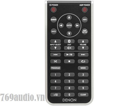 remote denon pma 60