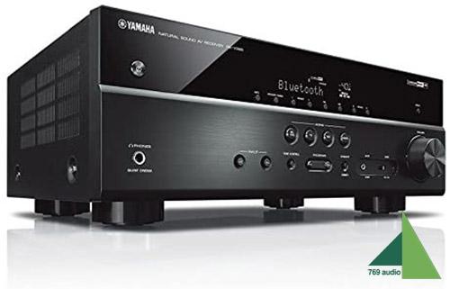 amply yamaha rx-v385