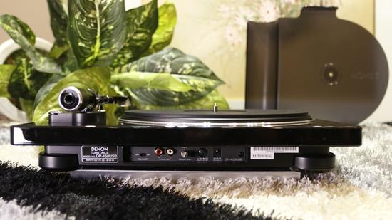 đĩa than Denon DP-450 USB giá rẻ