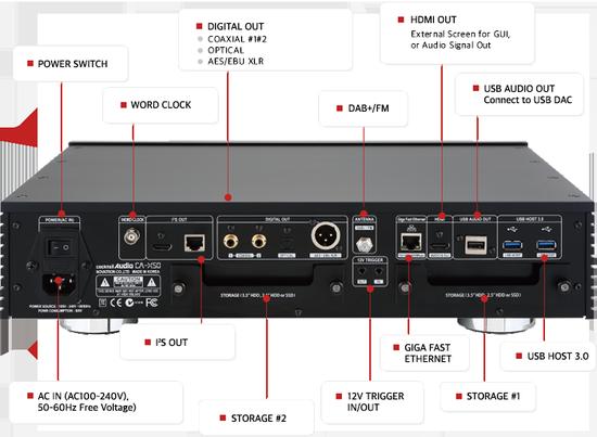 DAC Cocktail Audio X50D giá rẻ