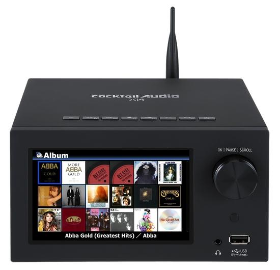 X14( Player + DAC + Amplifier)