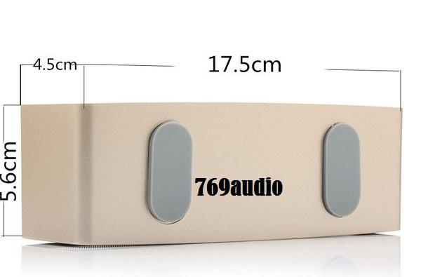 kích thước bose soundlink mini