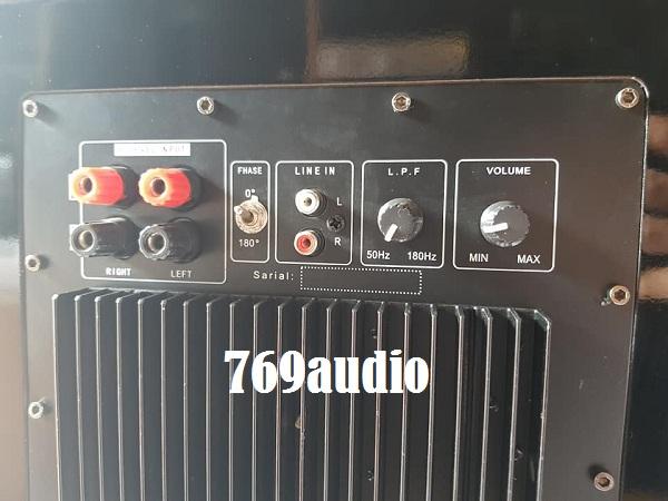 mặt sau yamaha 800
