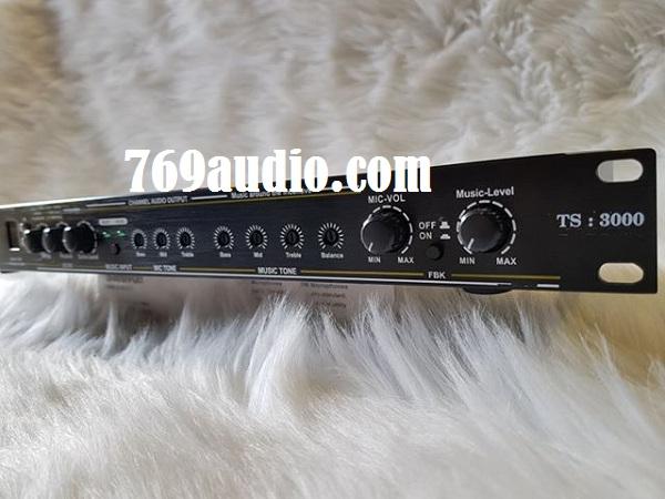 Mixer cơ TS 3000