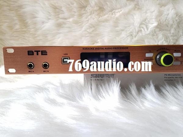 Mặt bên BTE X8000S