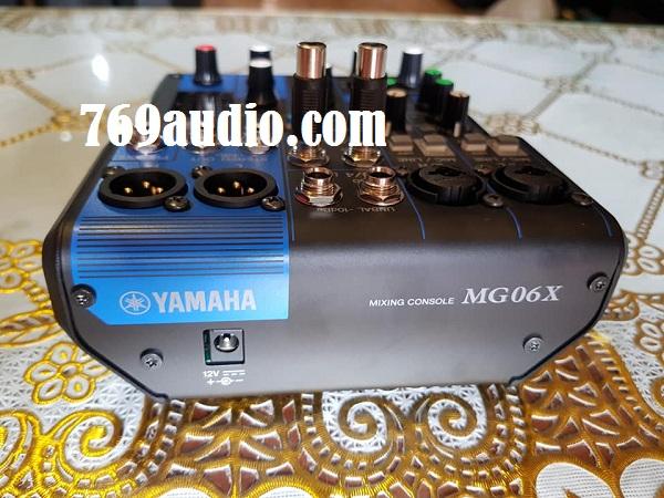 yamaha mg 06x