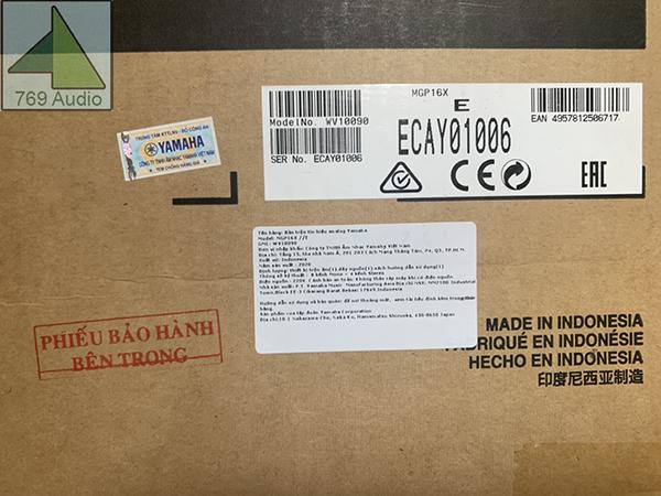 đánh giá mixer yamaha mgp16x