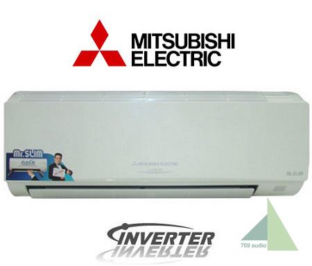 máy lạnh mitsubishi inverter
