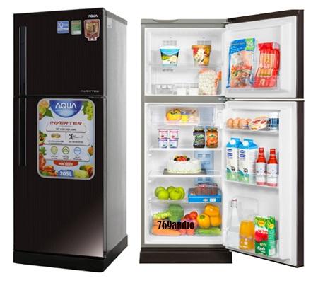 Tủ lạnh aqua cửa kháng khuẩn