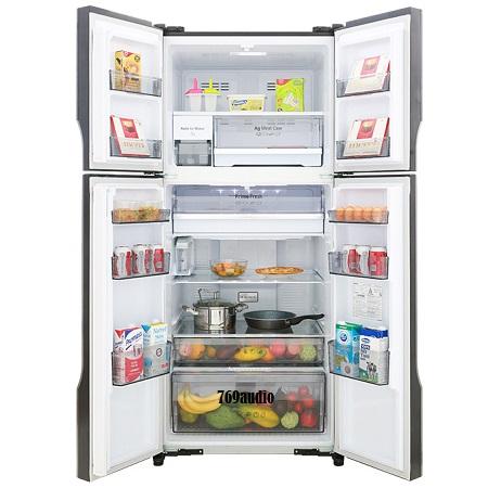 Tủ lạnh Panasonic 4 cánh